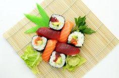 Con qué rellenar sushi #recetas #pescado #sushi