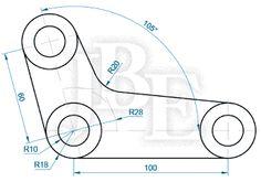 AutoCAD para todos - 100% Práctico: Ejercicios Básicos Desarrollados de AutoCAD