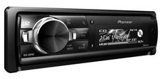 Pioneer Single-Din In-Dash Cd Receiver With Built-In Bluetooth & Hd Radio Radios, Car Head Units, Bluetooth, Car Audio Systems, Car Sounds, Usb, Android, Audiophile
