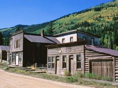 ST. ELMO, COLORADO This is just one of many ghostly villages in Chaffee County, Colorado, a veritable goldmine of historic boomtowns. (Photo by John Elk)