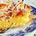 Γλυκιά Πατσαβουρόπιτα με Γάλα pites elliniki kouzina 2 glikismata