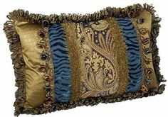 Home of hand made decorative pillows and luxurious designer bedding. Glam Pillows, Sofa Pillows, Accent Pillows, Throw Pillows, Personalized Pillows, Custom Pillows, Royal Bed, Tuscany Decor, Beds For Sale