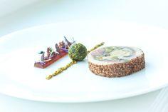 1611 Restaurant Spring/ Summer 2015 Menu by Head Chef Lukasz Ceglowski