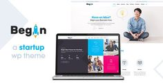 Download Begin Business v1.3 - Startup Business Theme Nulled Latest Version