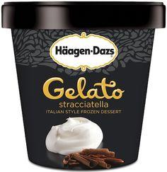 Haagen-Dazs Launches Gelato Flavors