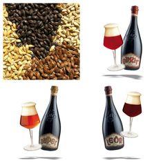 """BIRRE PURO MALTO: Sono prodotte con malto d'orzo e/o malto di frumento, senza l'aggiunta di altri cereali non maltati. NELLA NOSTRA ENOTECA ABBIAMO 3 """"PURE MALT BEER"""" BALADIN: SUPER Birra Ambrata (Amber Ale), LEON Birra Scura (Dark Ale), ELIXIR Birra Demi-Sec (Demi-sec Ale) http://www.wineandshop.it/ #wineandshop #beer #birra #artigianale #berebene #baladin #good #likeit #follow #pinterest"""