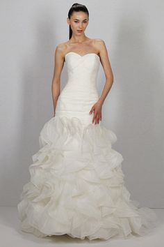 basso wedding dresses  | Dennis Basso Runway Show, Spring 2013 - Wedding Dresses and Fashion ...