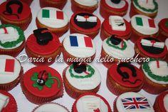 #Cupcakes Laurea #Graduation cupcakes
