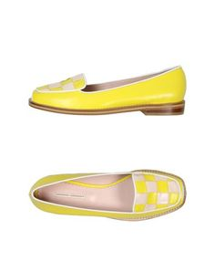 I'm smiling each time I look at these loafers. Mod-esque fun.
