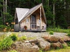 These Incredibly Tiny Cabins, Tree Houses, and Mobile Dwellings Are All Less Than 182 Square Feet | Dwell