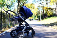 All Terrain Stokke Trailz Stroller in NYC