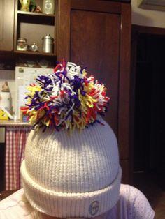 pon pon s cappellino