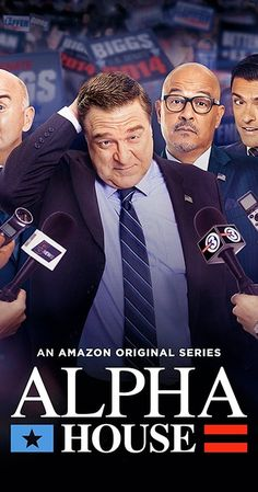 Created by Garry Trudeau.  With John Goodman, Clark Johnson, Matt Malloy, Mark Consuelos. Four Republican senators share the same D.C. house rental, and face re-election battles, looming indictments, and parties -- all with a sense of humor.