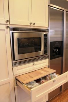 pantry ideas on Pinterest Pantries, Appliance Garage and Drawers