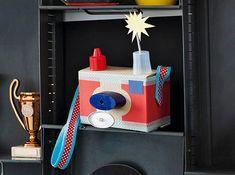 Een surprise maken? Wij hebben 12 toffe surprise ideeën voor je op een rij gezet. Wat vind je van dit fototoestel?