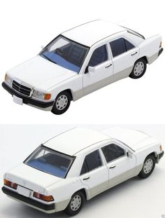TOMY TOMICA LIMITED VINTAGE NEO Mercedes-Benz 190E 2.3 92 LV-N79a (White) | eBay