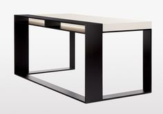 Christian Liaigre  Desk