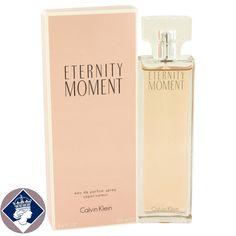Calvin Klein Eternity Moment for Her 100ml/3.4oz Eau De Parfum EDP Perfume Spray