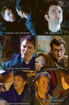 What's In a Name?! Oooh Jack!