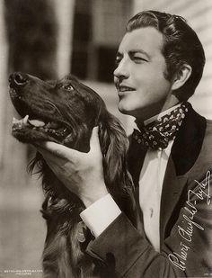Robert Taylor #dog