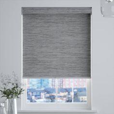 Roller Blinds Design, Modern Roller Blinds, Roller Blinds Kitchen, Window Roller Shades, Blinds For Windows, Window Blinds, Modern Architects, Window Coverings, Window Treatments