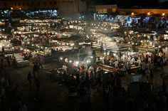 Jemaa el-Fna Marrakech http://www.photosight.ru/photos/5167146/ http://witold.pdg.pl/