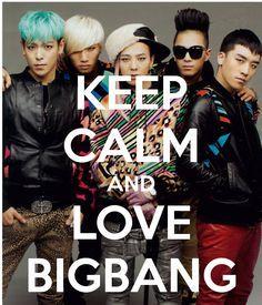 BIGBANG (coréen : 빅뱅) est un boys band sud-coréen de K-pop qui se compose de cinq membres. À leurs débuts en 2006, ils sont considérés comme étant la nouvelle figure montante.