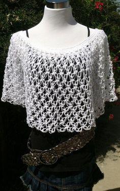 Best 12 Women crochet cape pattern for lace wedding white crochet cape Crochet Cape, Crochet Poncho Patterns, Crochet Blouse, Crochet Shawl, Crochet Stitches, Bridal Shrug, Bridal Lace, Wedding Bolero, Lace Bolero
