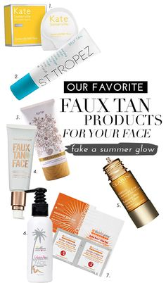 Get that sun-kissed glow with these 7 products that work fabulously on your face!
