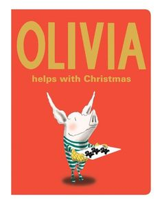 Olivia Helps with Christmas (Classic Board Books):Amazon:Books