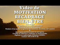 Cette vidéo peut transformer votre vie ainsi que l'image de vous même. - YouTube Video Motivation, Stress, Positive Affirmations, Ayurveda, Reiki, Ainsi, Feel Good, Coaching, Mindfulness