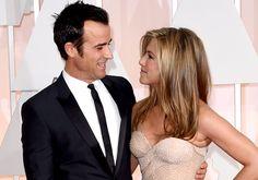 Juntos há 4 anos, Justin Theroux revela a fórmula do sucesso da relação com Jennifer Aniston