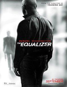 Poster de The Equalizer (El justiciero)