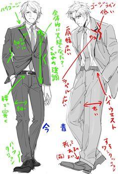 Clothes: Suits