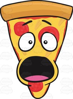 Startled And Shocked Looking Slice Of Pepperoni Pizza Emoji #aghast #americanpizza #caricature #cartoon #cartoonface #cheese #cheesy #cheeza #chicagostyle #crust #emoji #emoticon #faceonfood #food #meltedcheese #mouthdropped #mozzarella #mozzarellacheese #pepperoni #pepperonichips #pepperonislices #pie #pizza #pizzapie #pizzaslice #scream #screamed #shocked #single #singleslice #slice #smiley #smilies #startled #surprised #thickcrust #thincrust #trianglepizza #vector #clipart #stock