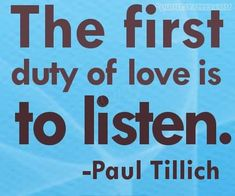 listen quotes - Google Search