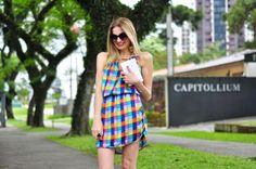 my little way: MEU LOOK | VESTIDO CAPITOLLIUM