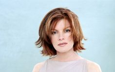 Picture of Rene Russo Rene Russo, Haircuts For Medium Length Hair, Medium Hair Cuts, Haircut Medium, Messy Bob Hairstyles, Great Hairstyles, Pixie Haircuts, Medium Hair Styles For Women, Layered Hair