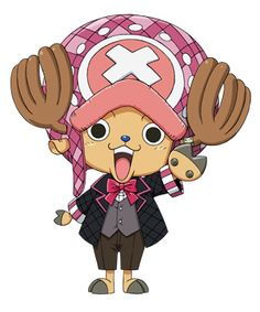 Chopper from One Piece anime