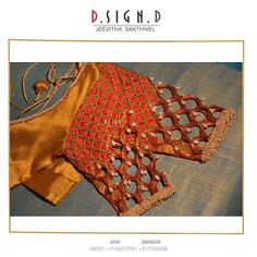 Blouse Designed by Designer Blouse Ideas . Tag your picture with to get featured on this… Cutwork Blouse Designs, Patch Work Blouse Designs, Stylish Blouse Design, Fancy Blouse Designs, Bridal Blouse Designs, Sumo, Designer Blouse Patterns, Sleeve Designs, Churidar