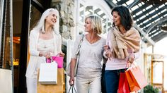 For most women, shopping is an inherited or possibly even genetic characteristic. We don't need to take classes because most of us are born with a shopping degree. But we do need to follow certain guidelines if we are to be awarded a postgraduate degree... Read More