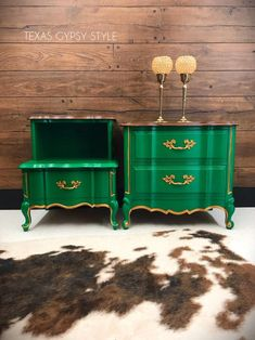 Texas Gypsy Style French Provincial Nightstands, Side Tables, End Tables, Bedroom Furniture - Modern Top Furniture Stores, Luxury Furniture Brands, Patio Furniture Sets, Sofa Furniture, Furniture Makeover, Furniture Ideas, Furniture Buyers, Furniture Online, Colorful Furniture