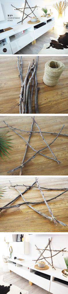 DIY Scandinavian Christmas Star | TOMFO