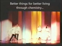 Better Living with Chemistry