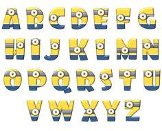 Aporte: Letras de minions!