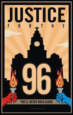 Justice For The 96 #JFT96 #LFC