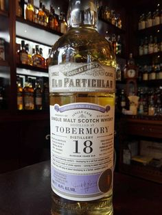 Tobermory 18 YO  #independent #bottler #tobermory #whisky