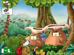 Emil & Pauline in the jungle - iPad kids app