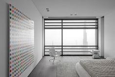 Project Title: Index Penthouse | Project Location: Dubai, United Arab Emirates | Firm: Studio M, Dubai, United Arab Emirates