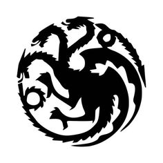 Game of Thrones - House Stark Sigil Stencil 1 Game Of Thrones Tattoo, Game Of Thrones Cake, Game Of Thrones Dragons, Game Of Thrones Shirts, Game Of Thrones Sigils, Casas Game Of Thrones, House Stark Sigil, Garden Wall Art, Dragon Games